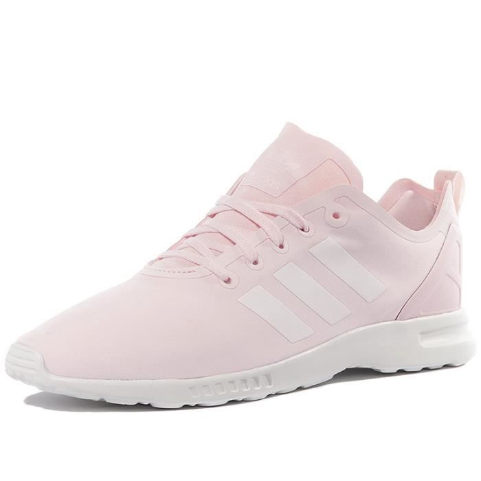 chaussure femme adidas rose