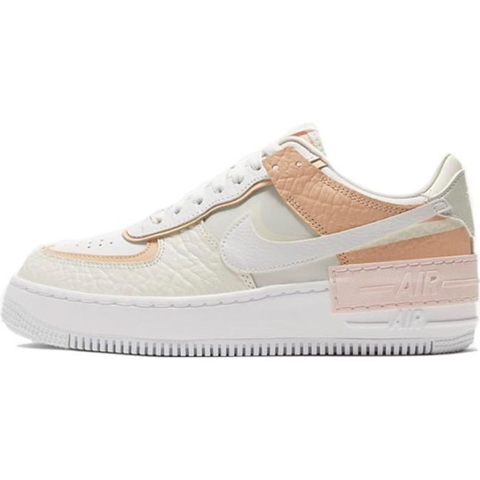 Nike Air Force 1 Shadow Chaussures Baskets pour Femme Spruce Aura ...