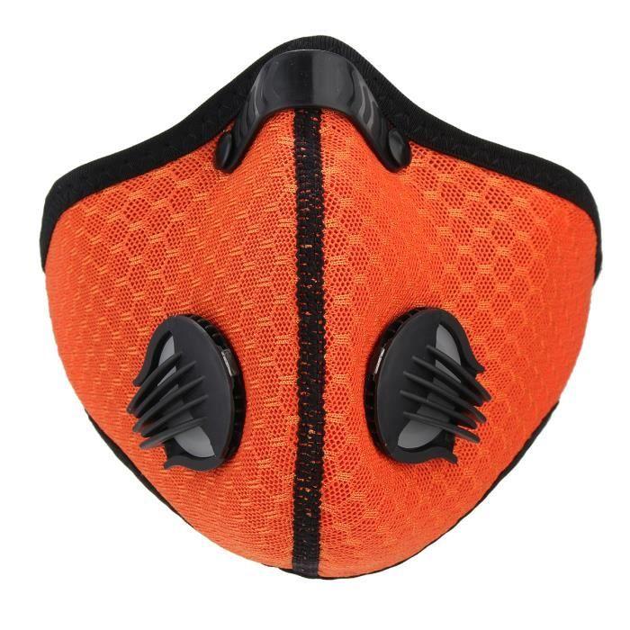 masque filtre virus