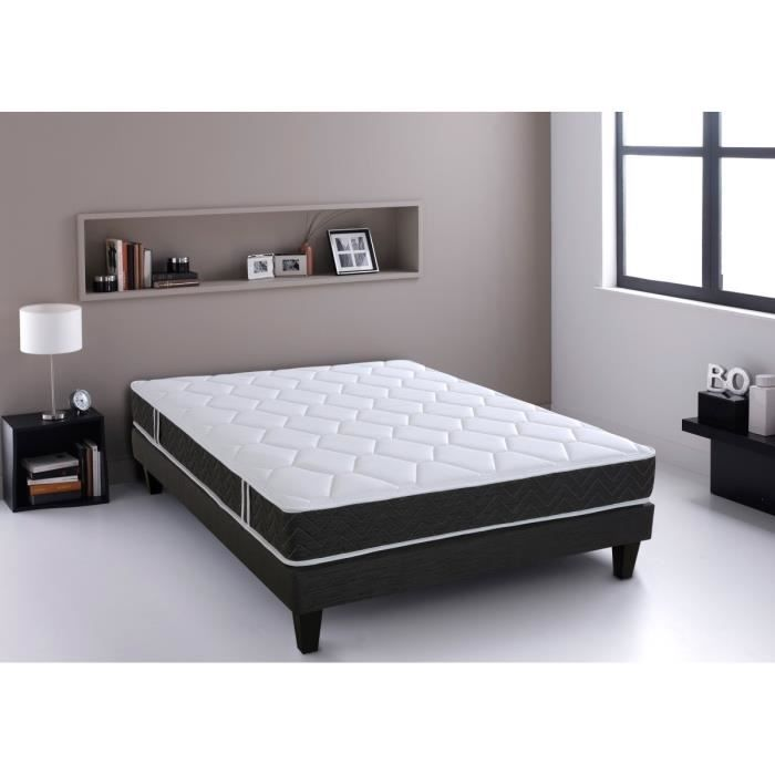 matelas ressort ensachs 140x190 trendy best ensemble. Black Bedroom Furniture Sets. Home Design Ideas