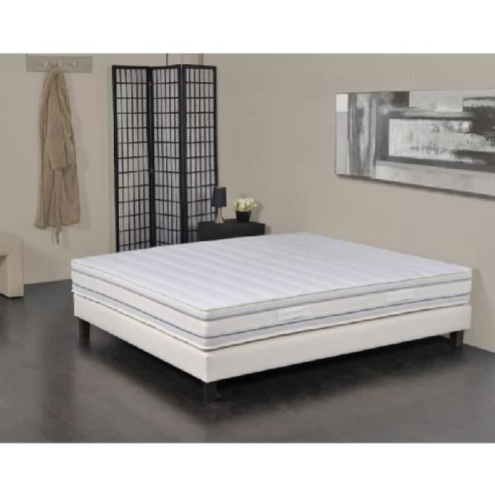 dormaflex ensemble matelas sommier 140x190cm 22cm 744. Black Bedroom Furniture Sets. Home Design Ideas