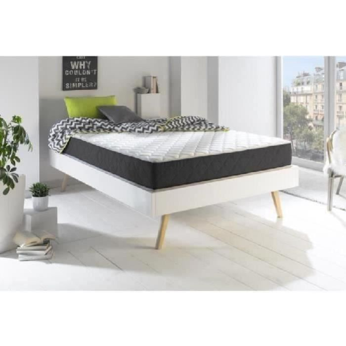 dormipur v810 matelas m moire de forme gel achat vente matelas cdiscount. Black Bedroom Furniture Sets. Home Design Ideas