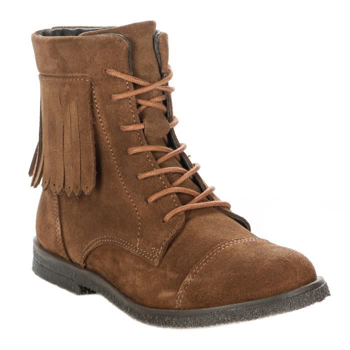 Bottines fille - CPS - Naturel - EFE