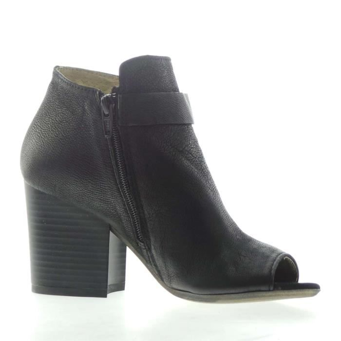 Manas By Lea Foscati Ankle Boots Femme Black