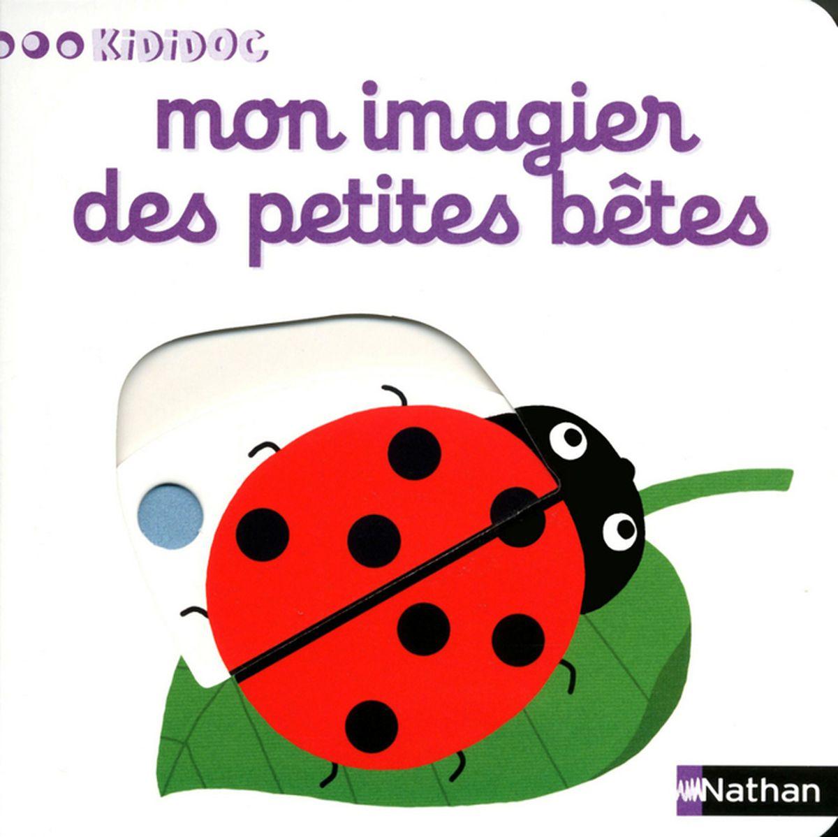 Kididoc Mon Imagier Des Petites Betes