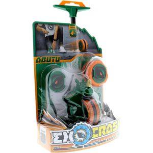 FIGURINE - PERSONNAGE Goliath - Exocrash Rhino Color Green - A collectio