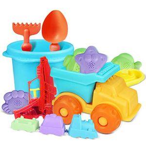 JOUET DE PLAGE Jeu D'Adresse ZS8YH Ensemble de jouets de plage, j