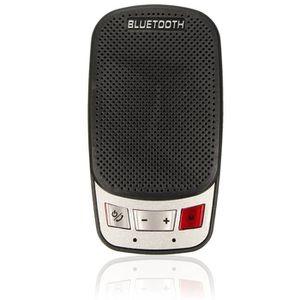 KIT BLUETOOTH TÉLÉPHONE Kit main libre bluetooth voiture haut parleur blue