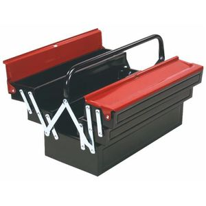 Cogex 62100 Caisse /à outils 5 compartiments.
