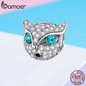 Charm's SMRT BAMOER Charms 925-1000 Sterling Argent Chaton