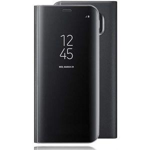 HOUSSE - ÉTUI Coque Etui Housse Galaxy Note 9 Clear View Etui à