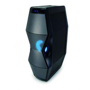 ENCEINTE ET RETOUR Enceinte active SPLBOX450 Bluetooth à led - USB/BT