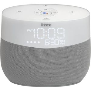 ASSISTANT VOCAL iHOME IGV1 Enceinte Bluetooth Assistant Vocal Goog