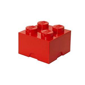 ASSEMBLAGE CONSTRUCTION Jeu D'Assemblage LEGO JJBKF Brique 4 Boutons super
