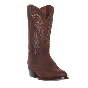 BOTTE Argent Canyon Hommes Renegade Distressed Brown bou