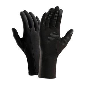 Noir Opard Gants tactiles Unisexe Hiver Chaud Int/érieur en Polaire Gants Imperm/éable Antid/érapant R/ésistant /à labrasion Sport Outdoor Moto Cyclisme VTT