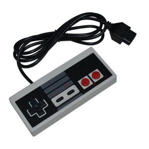 MANETTE JEUX VIDÉO Manette NES contrôleur pour Console Nintendo Nes (