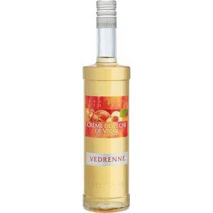 LIQUEUR Crème de Pêche de Vigne Vedrenne - 70cl - 15% d'