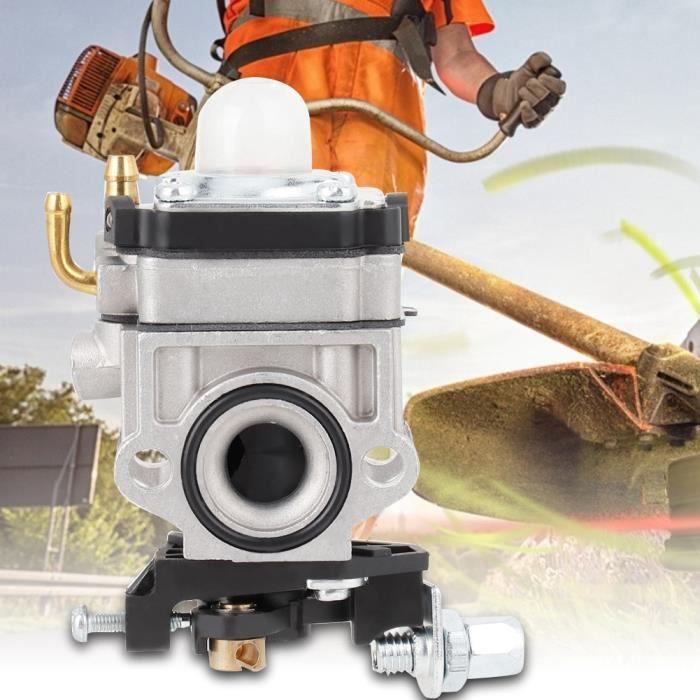 Kit de carburateur pour TANAKA TBC-2510 TBC 2510 Tondeuse à gazon à remplacer Remplacer Carb # 4554728090 -ROS