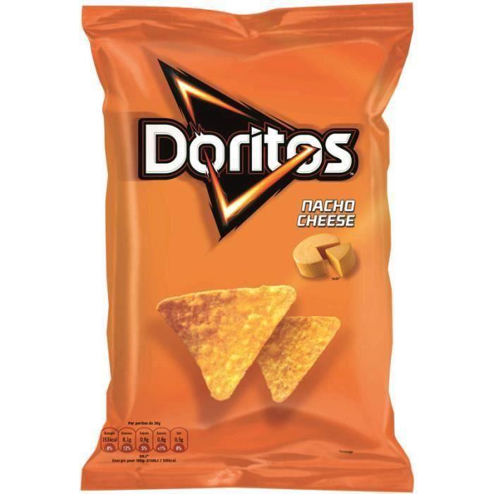 Doritos nacho cheese 170 g DORITOS