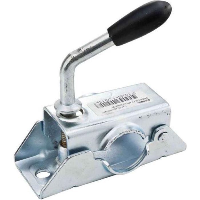 Collier à charnière pour roue Jockey Ø35mm