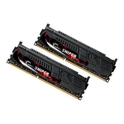 MÉMOIRE RAM GSKILL DDR3 16 GB (2*8) F3-1866C10D-16GSR