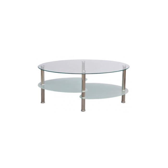 table basse design blanche verre 0902001 achat vente table basse table basse design blanche. Black Bedroom Furniture Sets. Home Design Ideas