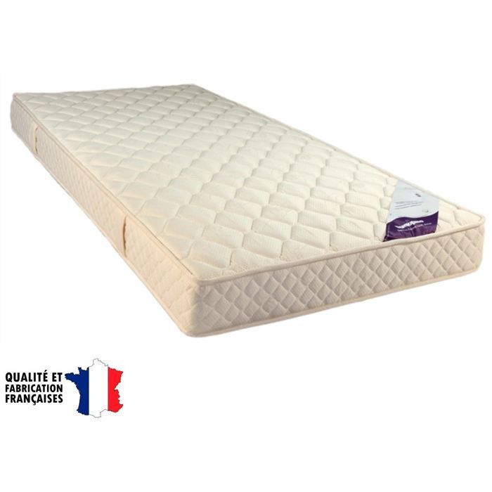 dunlopillo matelas 90x190cm mousse dunoflex 16cm achat vente matelas cdiscount. Black Bedroom Furniture Sets. Home Design Ideas