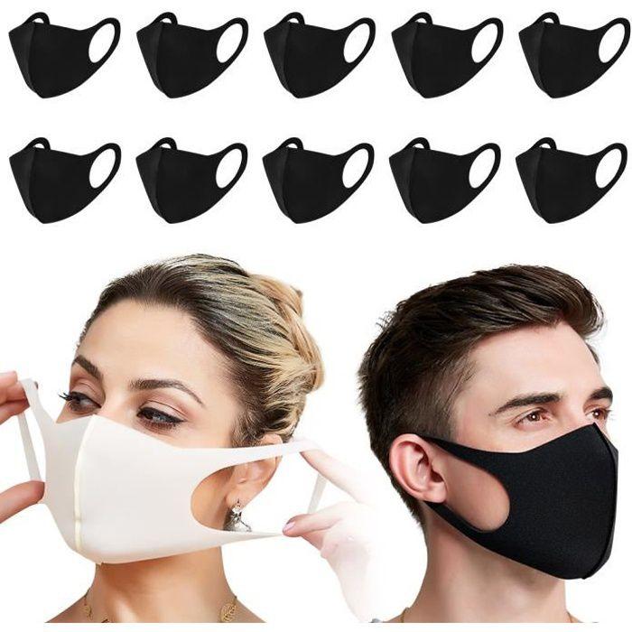 DDOBY Communiste Che Guevara mode unisexe adulte boucle doreille masque facial-Anti poussi/ère chaud cyclisme s/écurit/é bouche masque