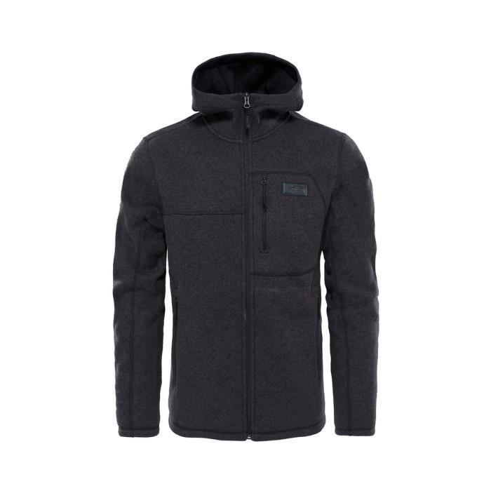 e2c347536f Veste The North Face Gordon Lyons HD - T933R4KS7 Noir Noir - Achat ...