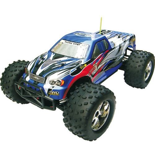 monster truck 4x4 1 10 brushless rtr achat vente. Black Bedroom Furniture Sets. Home Design Ideas