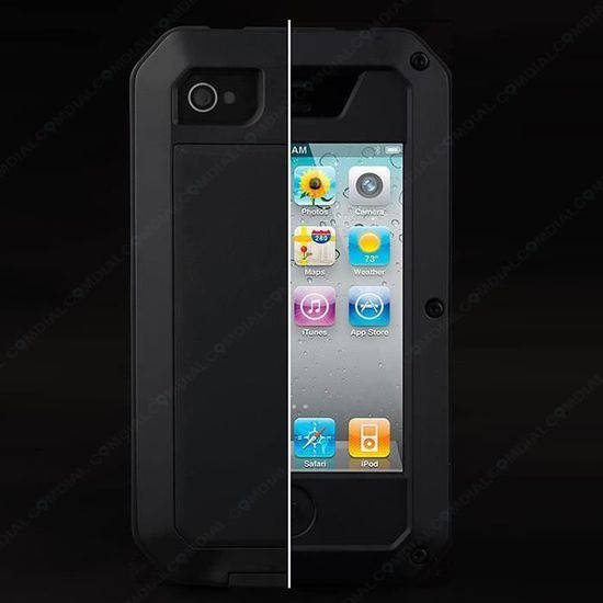 coque protection extreme compatible iphone 5c 5