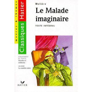 AUTRES LIVRES Le malade imaginaire (moliere) - edition 95 - l...