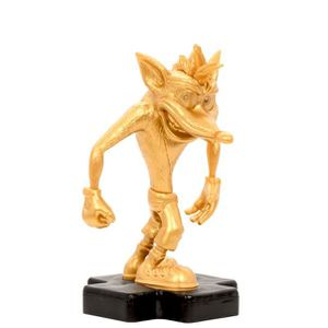 FIGURINE DE JEU Figurine TOTAKU Golden Crash Bandicoot #29
