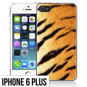 coque iphone 6 plus 6s plus fourrure tigre
