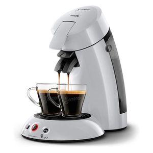 MACHINE À CAFÉ HD6554/51 Machine à Café à Dosettes Senseo Origina