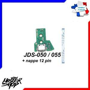 MANETTE JEUX VIDÉO Connecteur de charge MANETTE PS4 playstation 4 dua