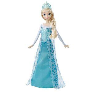 POUPÉE Disney Princesses - Y9960 - Poupée - La Reine des