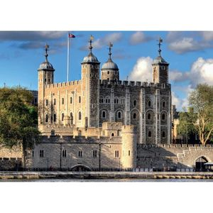 PUZZLE JUMBO - Puzzle Falcon 500 pièces - Tower of London