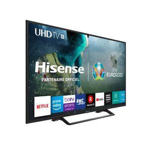 Téléviseur LED Hisense - Smart TV Ultra HD 50