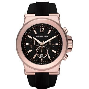 Montre homme Michael kors - Bracelets cuir, acier ou silicone ...