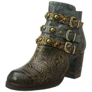 BOTTINE bottines / low boots anna femme laura vita anna12
