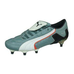 Chaussure de foot cuir