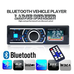 INSTALLATION AUTORADIO Mains-libres Bluetooth stéréo Autoradio MP3 Player
