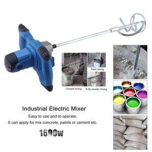 MIXEUR ÉLECTRIQUE industriel mélangeur électrique 1600W Mixeur indus