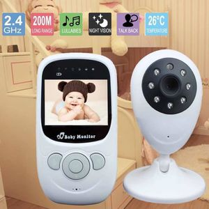 ÉCOUTE BÉBÉ Vococal® BabyPhone vidéo Multifonctions 2.4 pouces