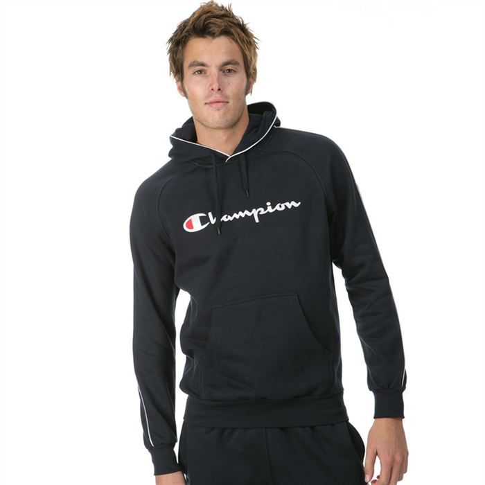 champion sweat capuche hooded homme achat vente sweatshirt champion sweat capuche cdiscount. Black Bedroom Furniture Sets. Home Design Ideas