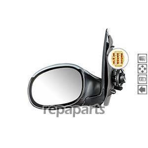 Retroviseur Exterieur Peugeot 206 CC 00-07 - Co...