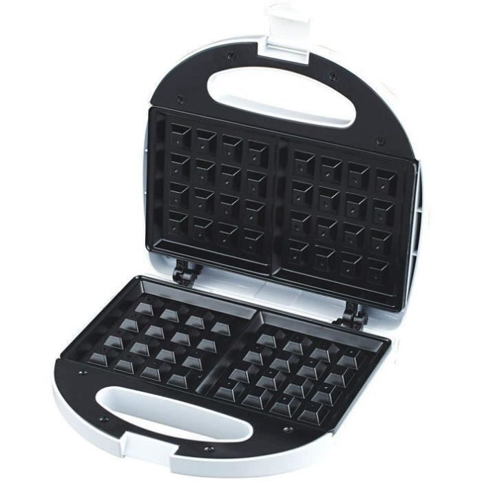 GAUFRIER Mini Machine Sandwich Gaufres Crecircpes PortableGaufrierGaufrier ustensiles de cuisson antiadheacutesifs maison cuisin1321