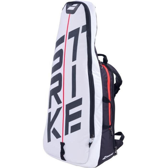 Sac à Dos Babolat Pure Strike 2020 - Couleur:Blanc Type Thermobag:3 raquettes